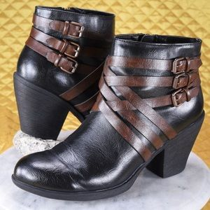 Euro soft booties in excellent condition!